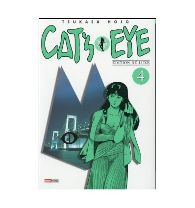 Cat's Eye Nouvelle Edition Tome 4