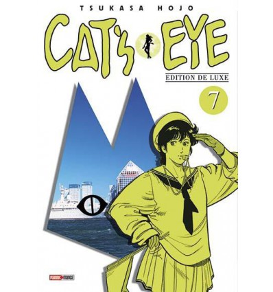 Cat's Eye Nouvelle Edition Tome 7