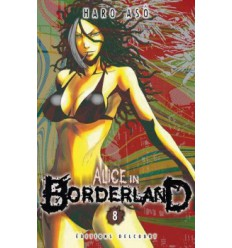 Alice in Borderland Tome 8
