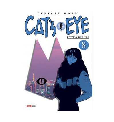 Cat's Eye Nouvelle Edition Tome 8