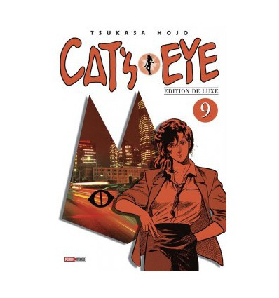 Cat's Eye Nouvelle Edition Tome 9