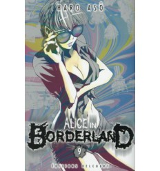Alice in Borderland Tome 9