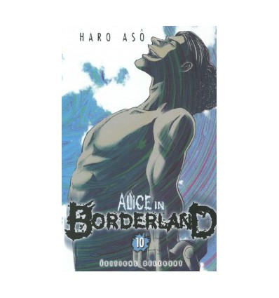 Alice in Borderland Tome 10