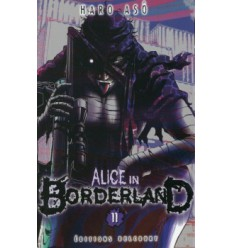 Alice in Borderland Tome 11