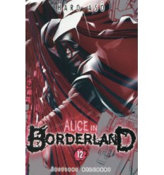 Alice in Borderland Tome 12