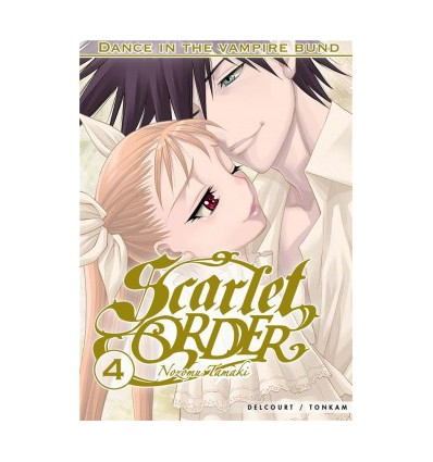 Dance in the Vampire Bund - Scarlet Order Tome 4