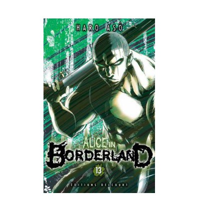 Alice in Borderland Tome 13