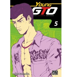 Young GTO - Volume double Tome 5