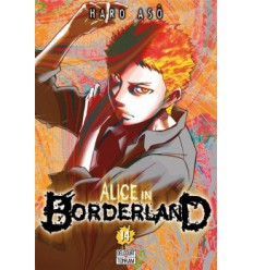Alice in Borderland Tome 14