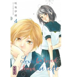 Love, be loved, Leave, be left Tome 4