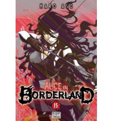 Alice in Borderland Tome 15