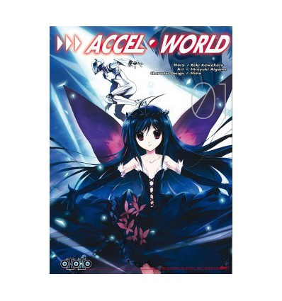 Accel World Tome 1