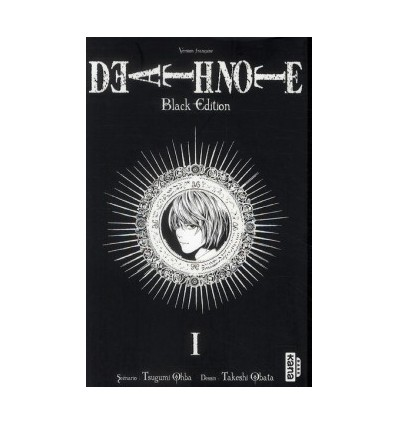 Death Note Edition Noire Tome 1