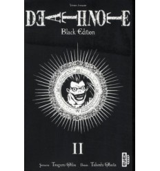 Death Note Edition Noire Tome 2