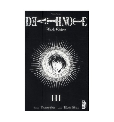Death Note Edition Noire Tome 3