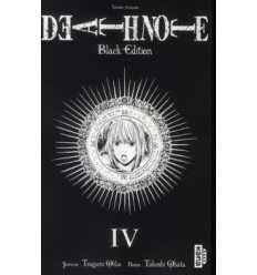 Death Note Edition Noire Tome 4