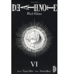 Death Note Edition Noire Tome 6