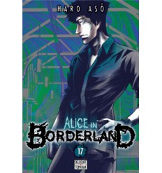 Alice in Borderland Tome 17