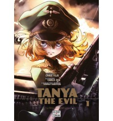 Tanya the Evil Tome 1