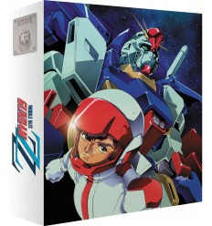 Mobile Suit Gundam ZZ Box 1 / Blu-ray