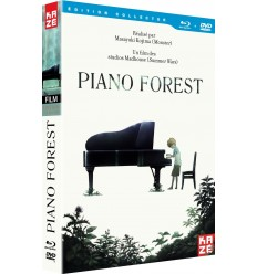 Piano Forest Combo Blu-Ray + DVD