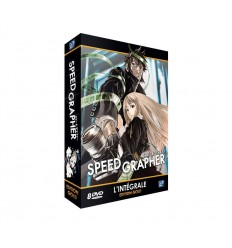 Speed Grapher Intégrale / DVD