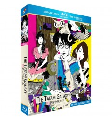 The Tatami Galaxy Intégrale / Blu-ray