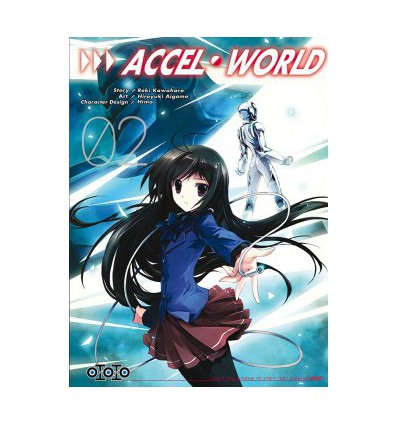 Accel World Tome 2