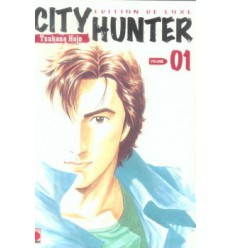City Hunter Nouvelle Edition Tome 1