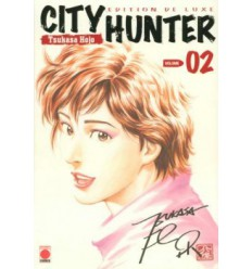 City Hunter Nouvelle Edition Tome 2