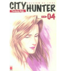 City Hunter Nouvelle Edition Tome 4