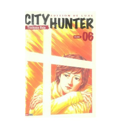City Hunter Nouvelle Edition Tome 6
