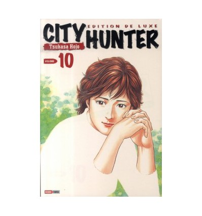 City Hunter Nouvelle Edition Tome 10