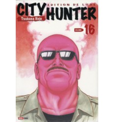 City Hunter Nouvelle Edition Tome 16
