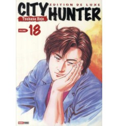 City Hunter Nouvelle Edition Tome 18