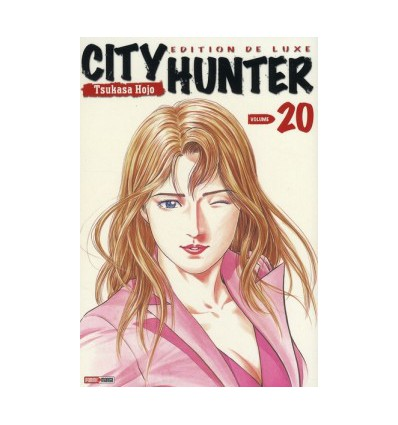 City Hunter Nouvelle Edition Tome 20