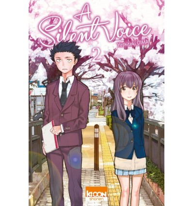 A Silent Voice Tome 2