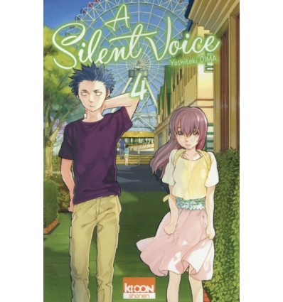A Silent Voice Tome 4