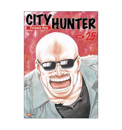 City Hunter Nouvelle Edition Tome 25