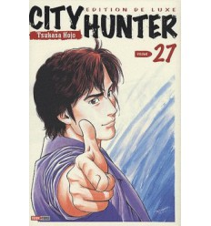 City Hunter Nouvelle Edition Tome 27