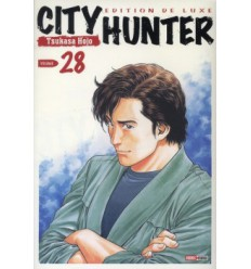 City Hunter Nouvelle Edition Tome 28