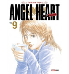 Angel Heart Saison 1 Tome 9