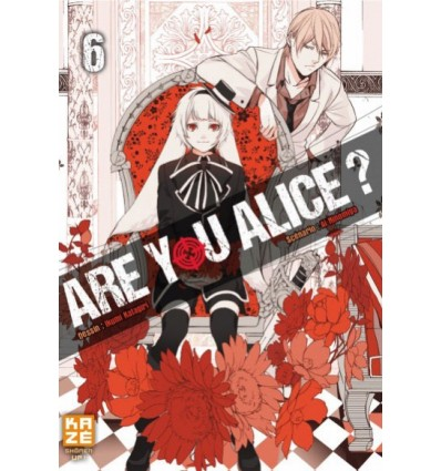 Are You Alice ? Tome 6