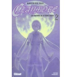 Claymore Tome 2