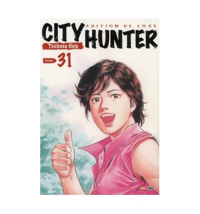 City Hunter Nouvelle Edition Tome 31