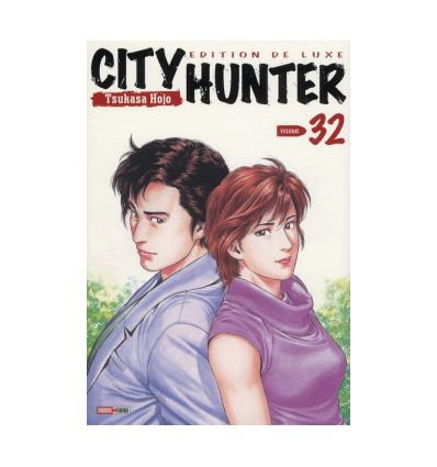 City Hunter Nouvelle Edition Tome 32