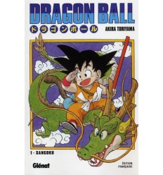 Dragon Ball Nouvelle Edition Tome 1