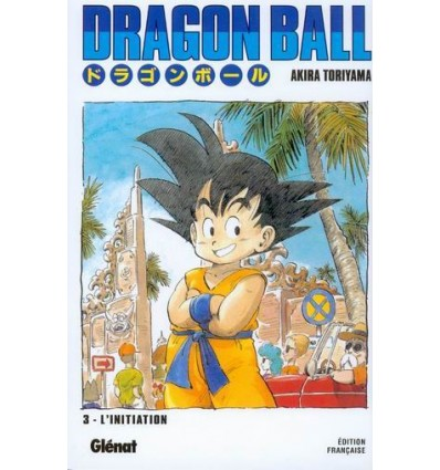 Dragon Ball Nouvelle Edition Tome 3