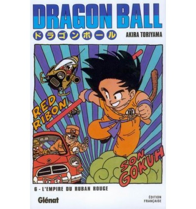 Dragon Ball Nouvelle Edition Tome 6