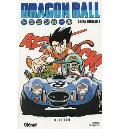 Dragon Ball Nouvelle Edition Tome 8